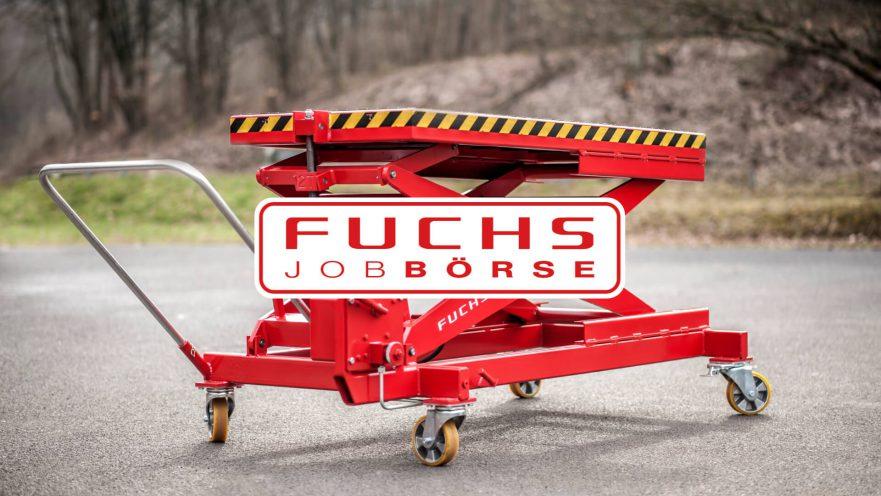 Die Fuchs Hydraulik Jobbörse